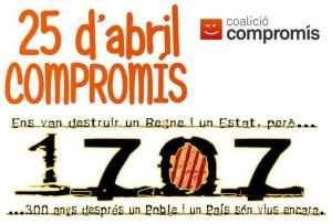 25 d'Abil - Compromís